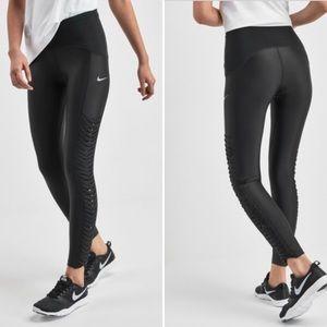 Nike Women's Speed Twist Black Training Leggings